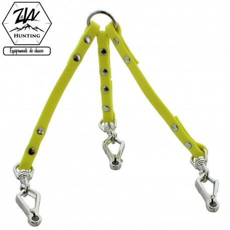 Accouple 3 chiens Canihunt XTREME