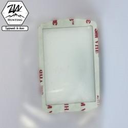 Remplacement vitre Astro 320 et Alpha 50 (Astro 430)