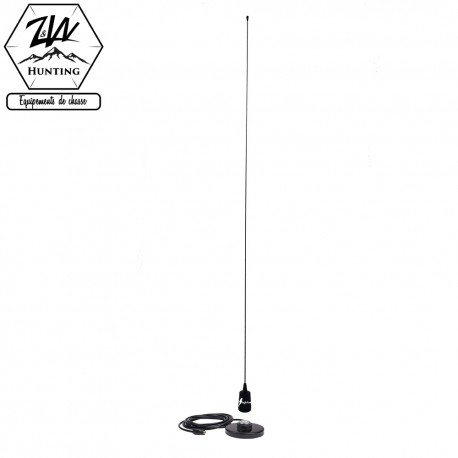 Antenne 125 cm Black Edition - Supra