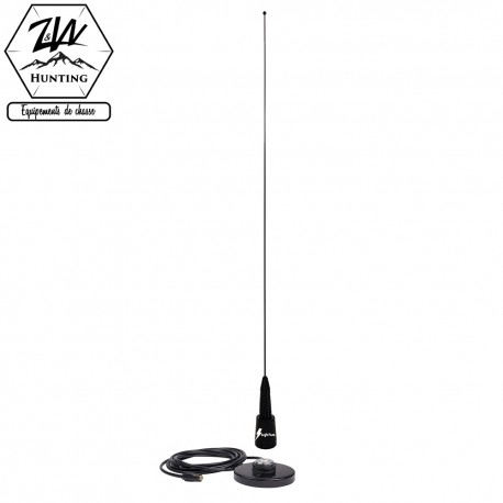 80 cm Flex Black Edition - Antenne de toit - Supra