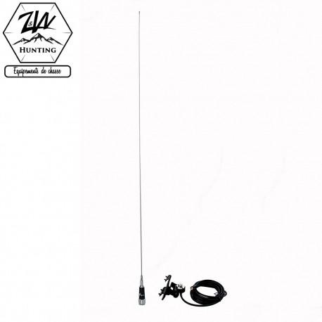 130 cm Iron - Antenne de toit - Supra