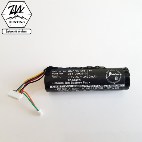 Batterie DC30/DC40 grande capacité - Supra