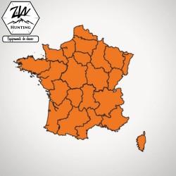 Cartes de France 1/25000 - Sportdog